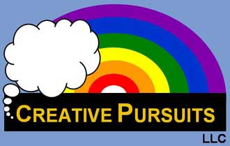Creative Pursuits logo